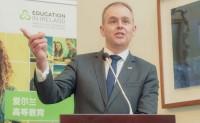 爱尔兰教诲与妙技部部长:到2020年把汉语教诲归入课程表