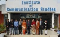 河北大学代表团接见巴基斯坦:增进中巴媒体教诲文化交流