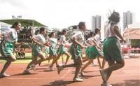 广州中考体育开考逾九万人列入
